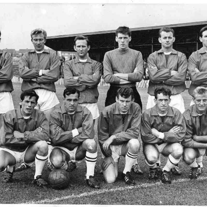 Workington AFC History