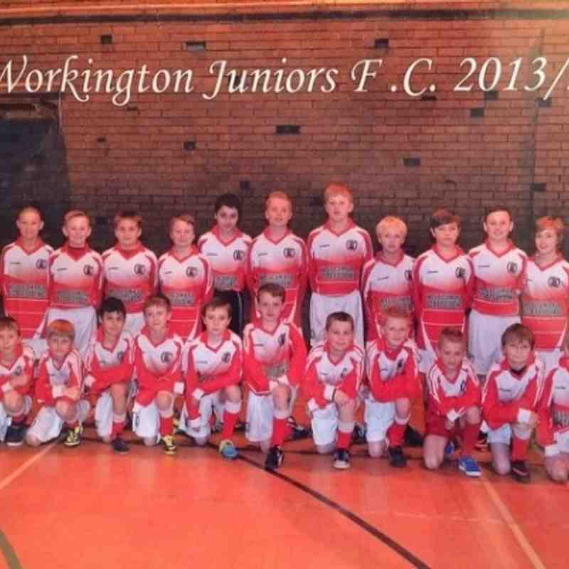 Workington Juniors