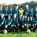Under 16s  beat Abbey Rangers 0 - 5