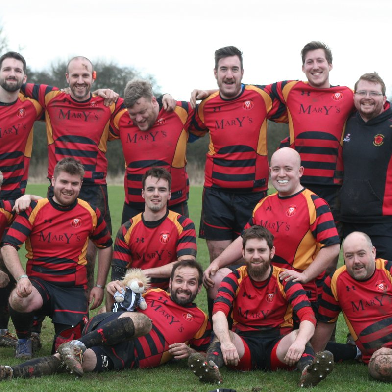 Northampton Outlaws RFC Vs Cardiff Lions RFC - March 2017