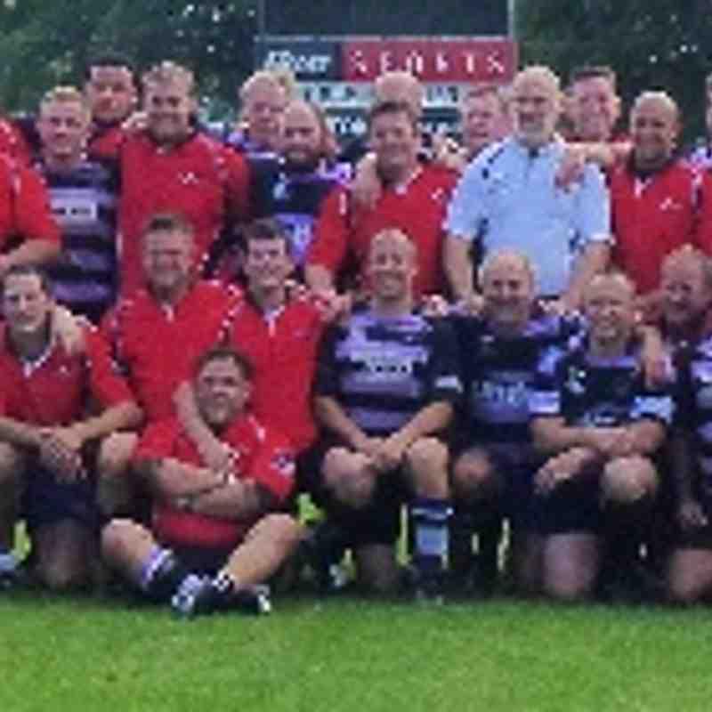 James Quinn memorial match - 25 August 2013