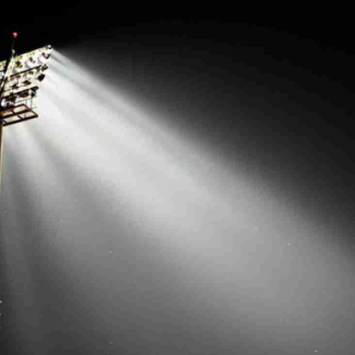 Bristol United vs London Irish A - Friday Night Lights - KO 7.15pm