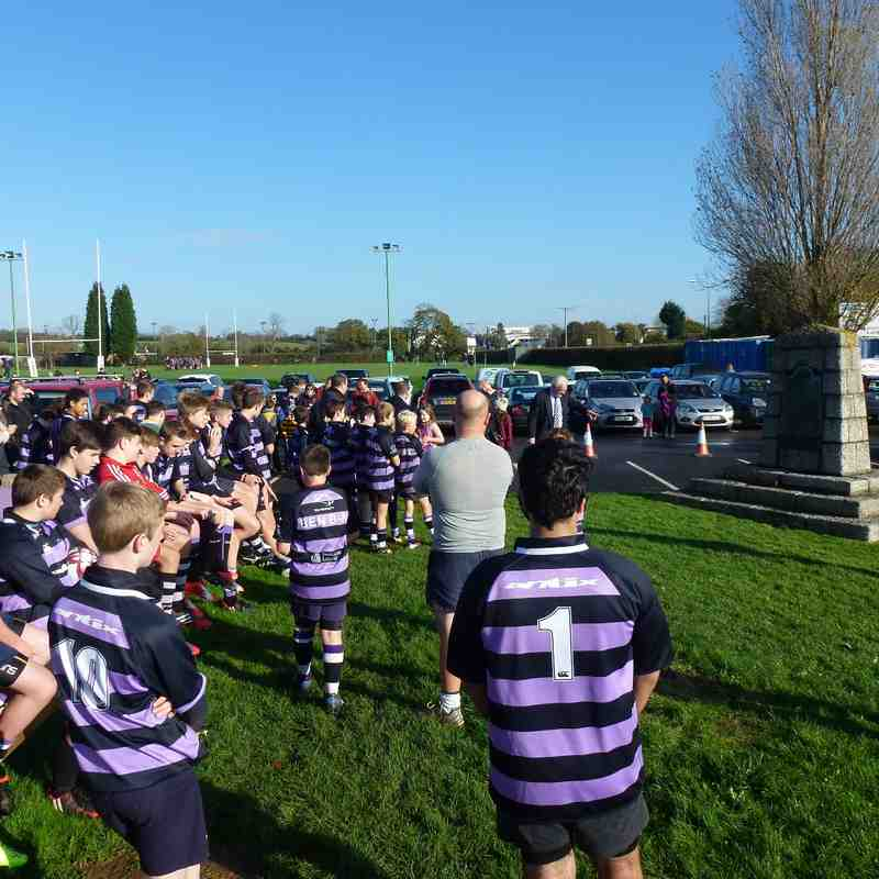 Clifton RFC Remembers