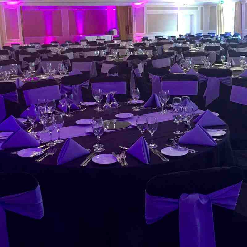 Lavender and Black Ball 2015