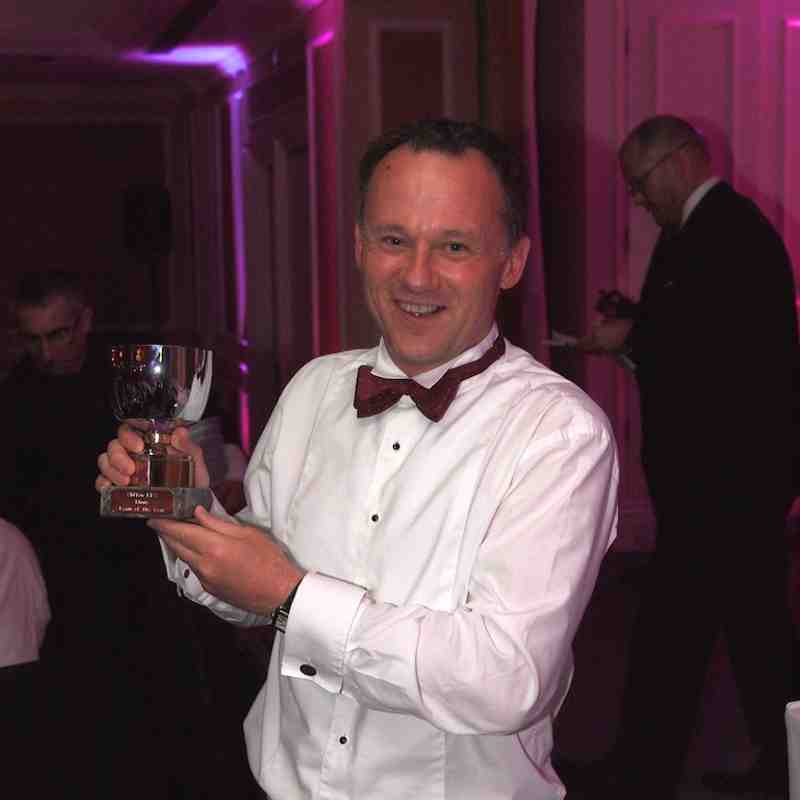 Clifton RFC Lavender and Black Ball 2015 - Awards