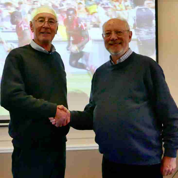 Clifton RFC 200 Club - winner of £1000 prize