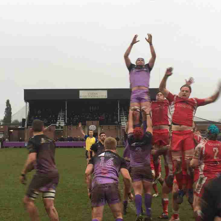 Home Win for Clifton Rugby in National League 2 South