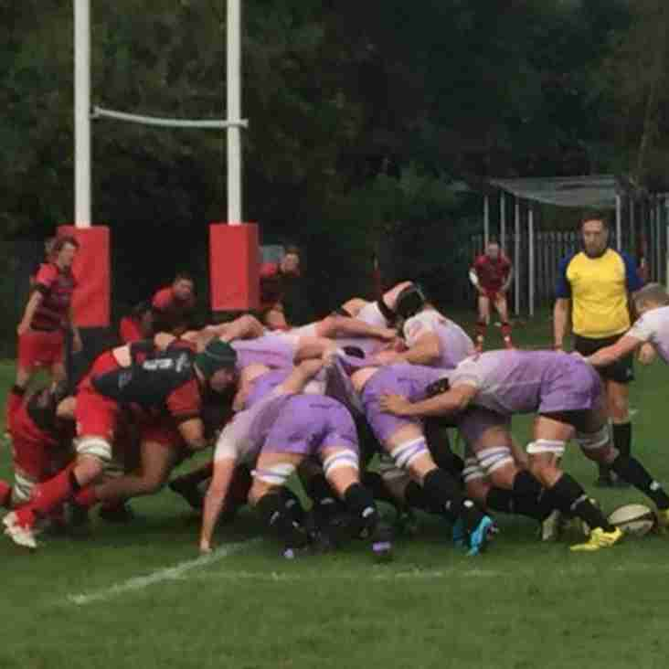 Old Redcliffians RFC 14                       Clifton Rugby 17