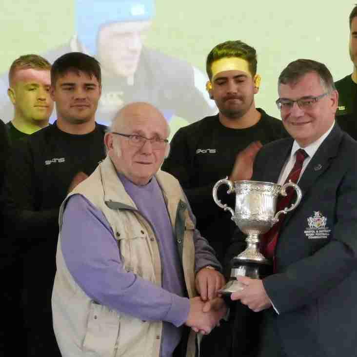 Triple Honour for Ben Jordan
