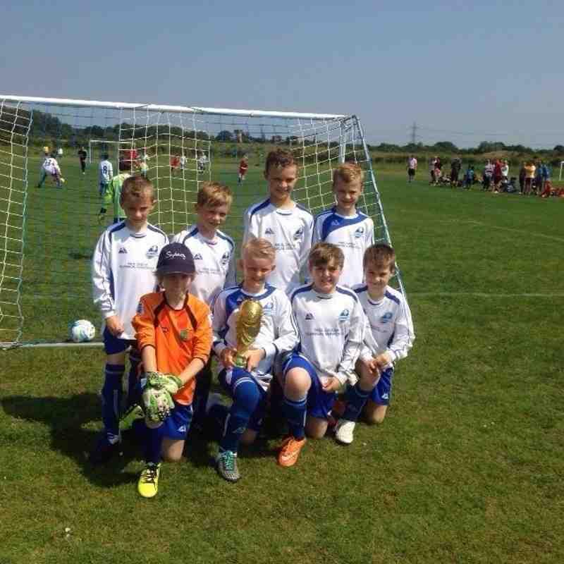 Season 2015/16  U9 - Rovers