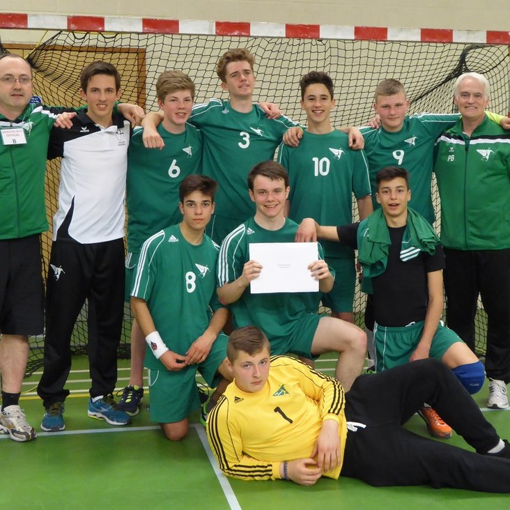 Middlesex boys take silver at National County Finals<