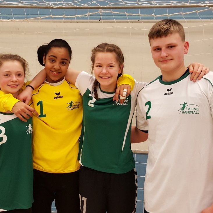 Four Ealing players in Under-16 National Academy<
