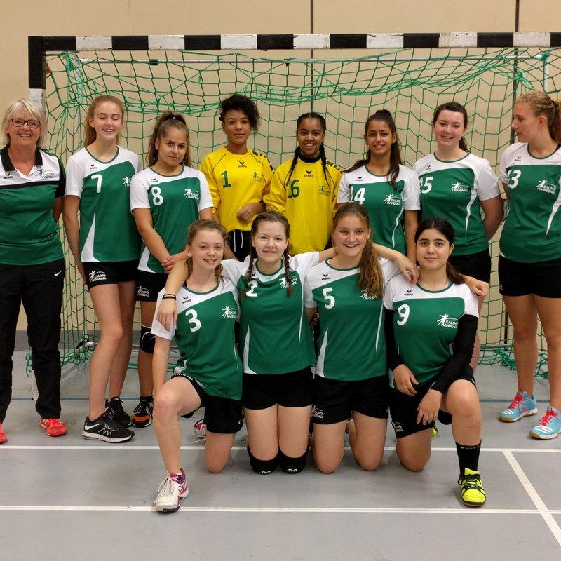 Ealing U18 Girls beat Coventry Sharks 5 - 4