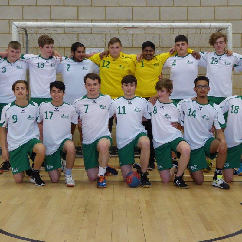 Ealing HC U18 boys beat Olympia London 19 - 5