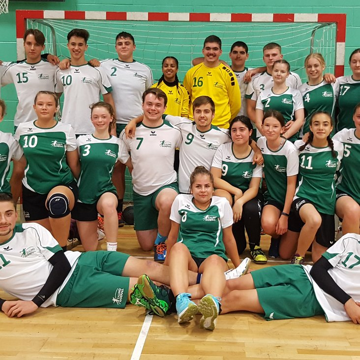 Ealing Handball impress in U19 National League opener<