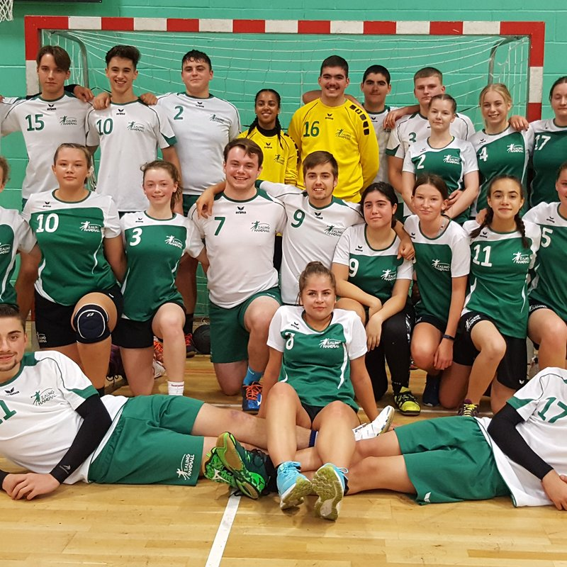 Ealing and West London Eagles handball clubs merge