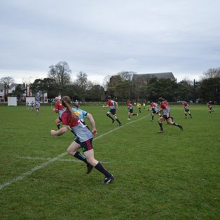 Quins Overcome Tough Test At Home
