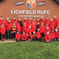Lichfield Festival Squad Photo