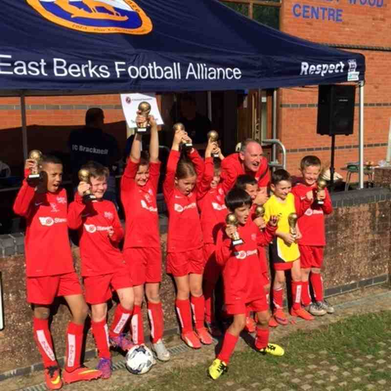 FC Bracknell tournament 6.9.15
