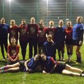 Minxes Mums vs. Touch Rugby