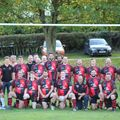 Chesterfield 2nds vs. Castle Donington RUFC