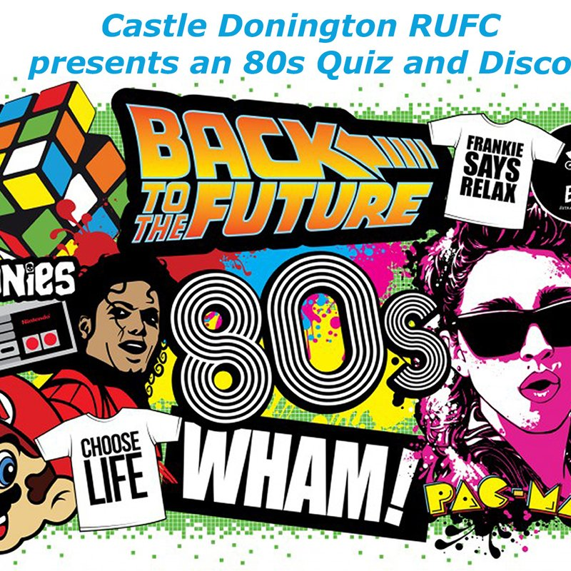 80s Quiz and Party