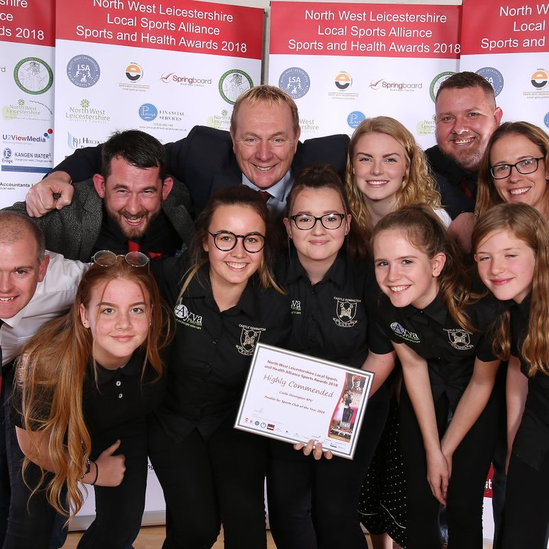 Club Proud To Be Recognised