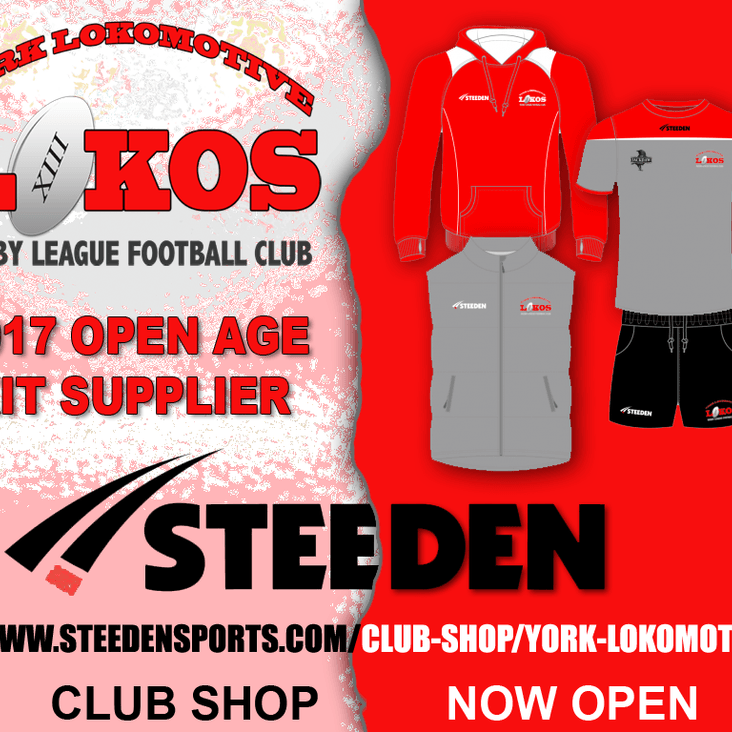2017 Open Age Kit Supplier Announced<