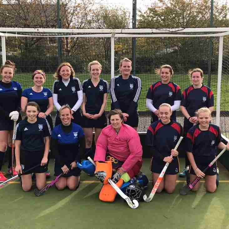 Ladies' 4s v Morpeth 3s Fantastic result - Won 7-1