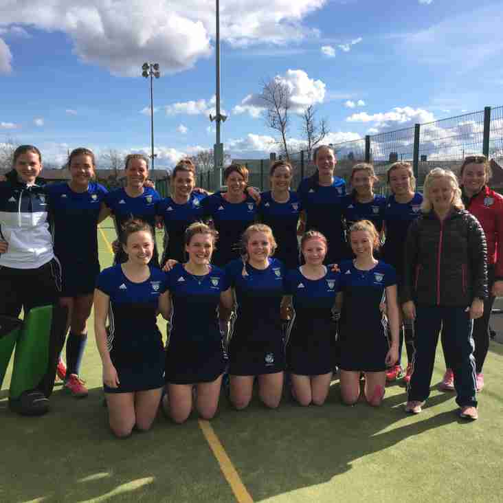 Ladies' 1s v Doncaster
