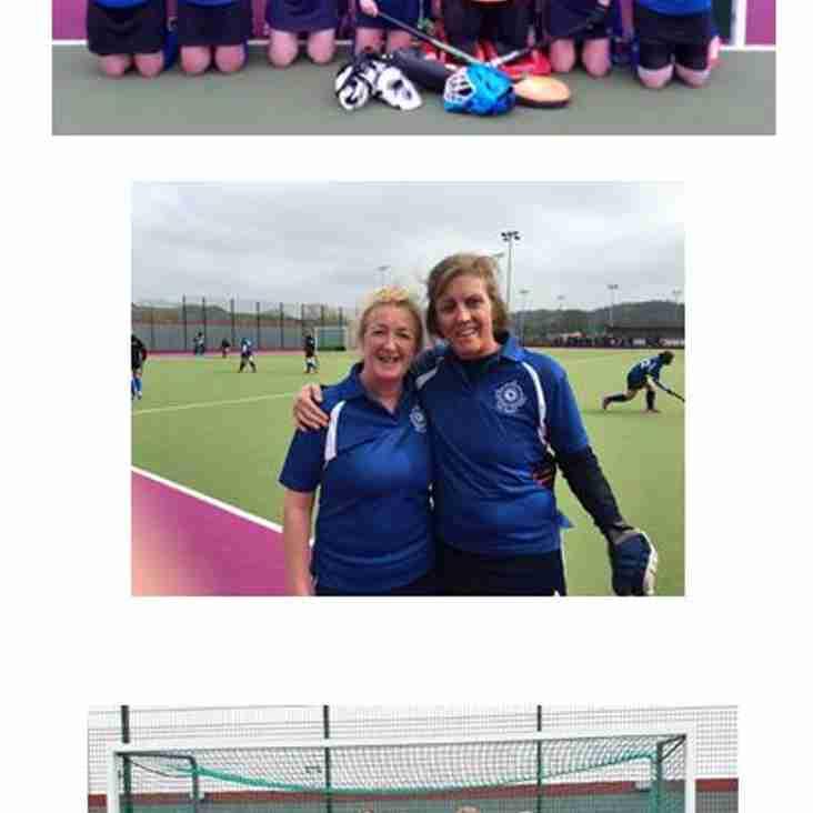 WBTHC Ladies representing The North