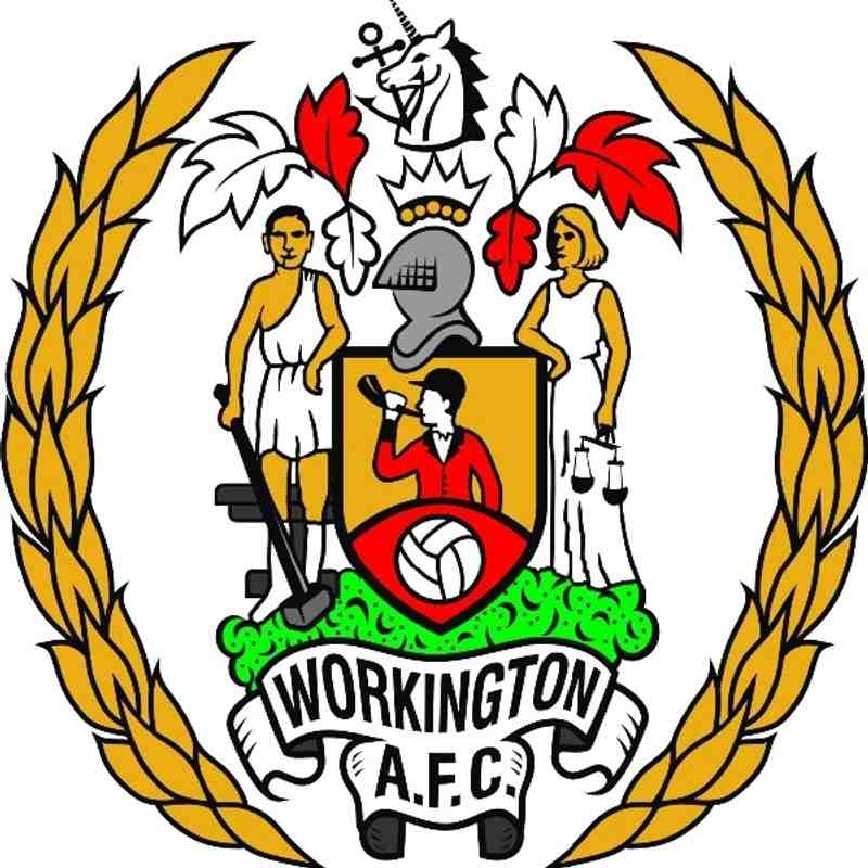 Workington AFC images