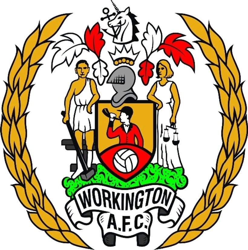 Image result for workington afc crest