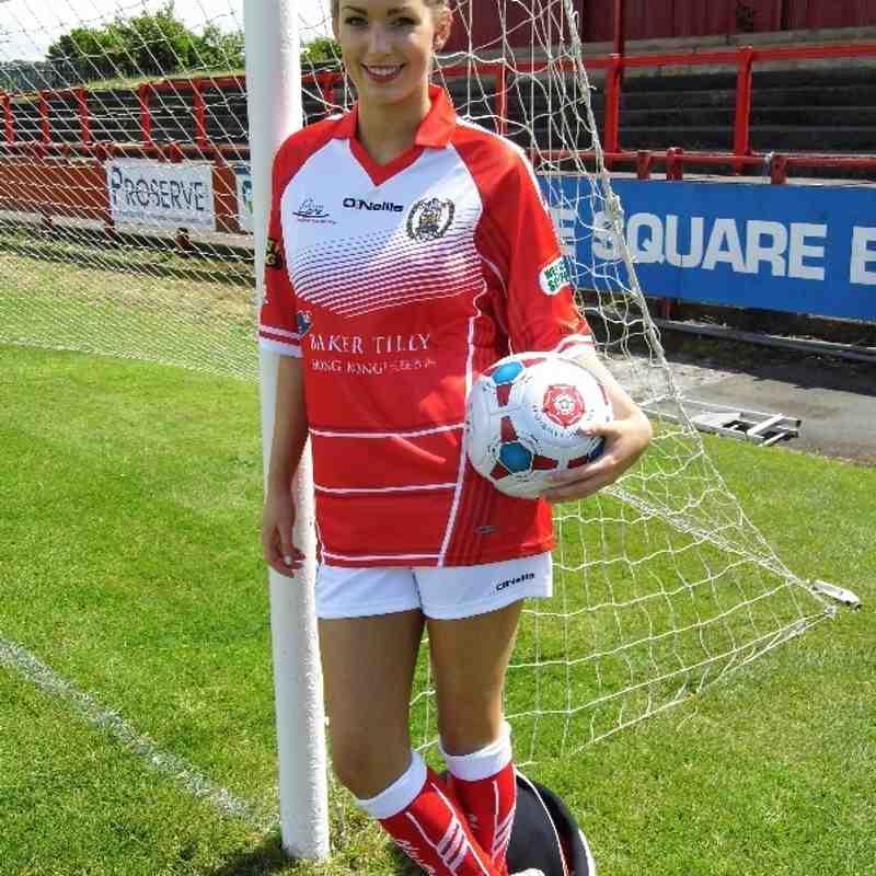 Reds kit and leisurewear 2013/14