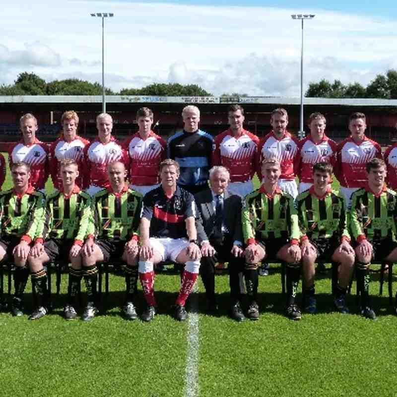 Workington AFC 2013/14