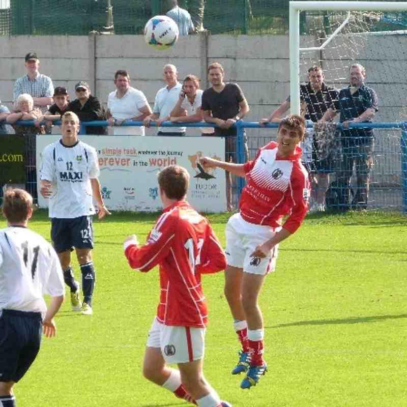 Guiseley AFC v. Workington AFC - Mon 26 Aug 2013