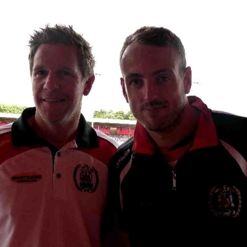 Workington AFC v. Stalybridge Celtic - Sat 31 Aug 2013