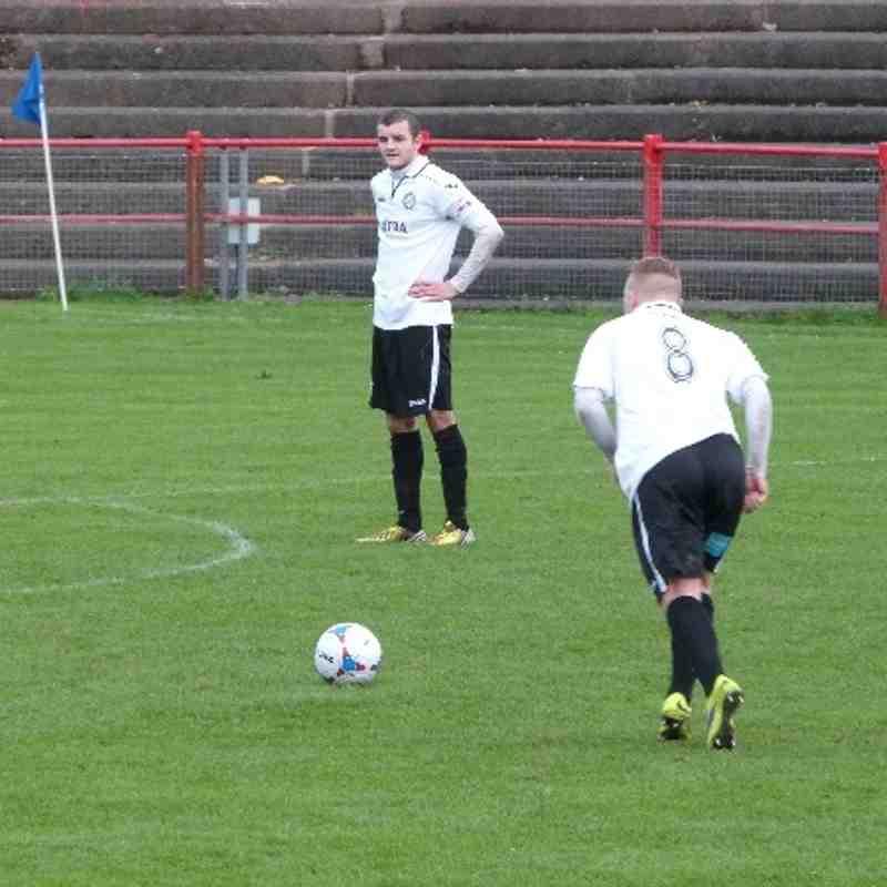 Workington AFC v. Hednesford Town - Sat 19 Oct 2013