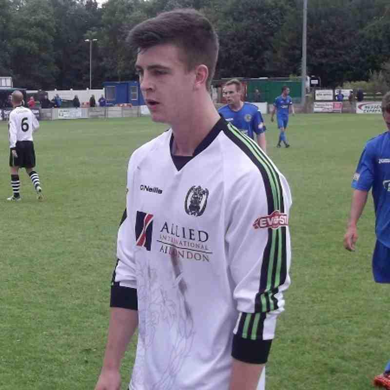 Skelmersdale United v. Workington AFC - Tuesday 25 August 2014