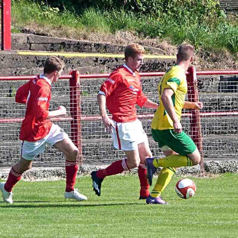 Workington AFC v. Stourbridge - Sat 30 Aug 2014