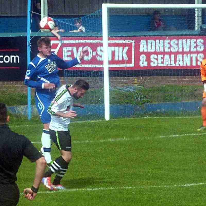 Halesowen Town v. Workington AFC - Sat 06 Sep 2014