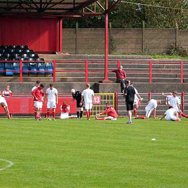 Workington AFC v. Consett AFC - Sat 13 Sep 2014