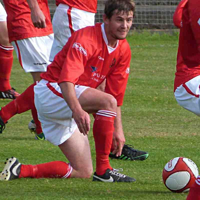 Workington AFC v. Frickley Athletic - Sat 20 Sep 2014