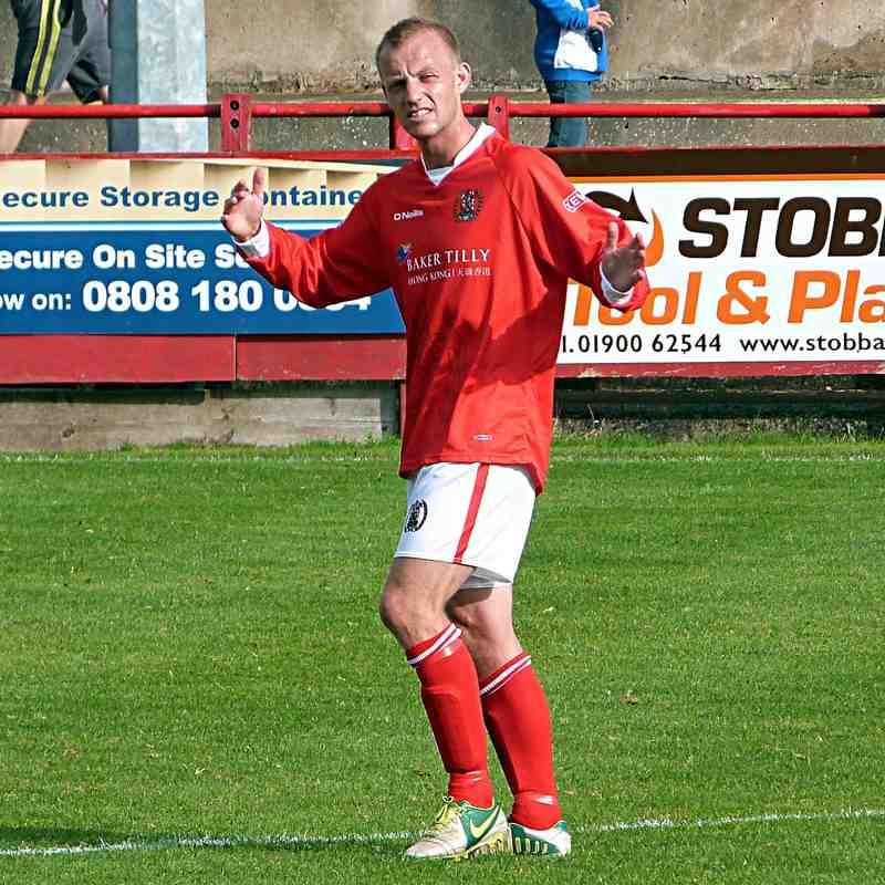 Workington AFC v. Bamber Bridge - Saturday 27 Sep 2014