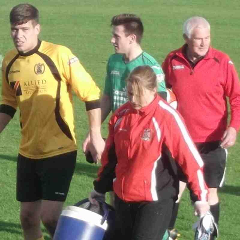 Workington AFC v. Nantwich Town - Sat 4 October 2014