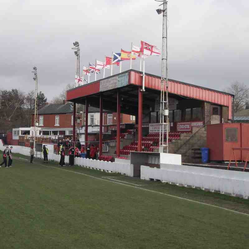 Ashton United v. Workington AFC - Sat 24 Jan 2015