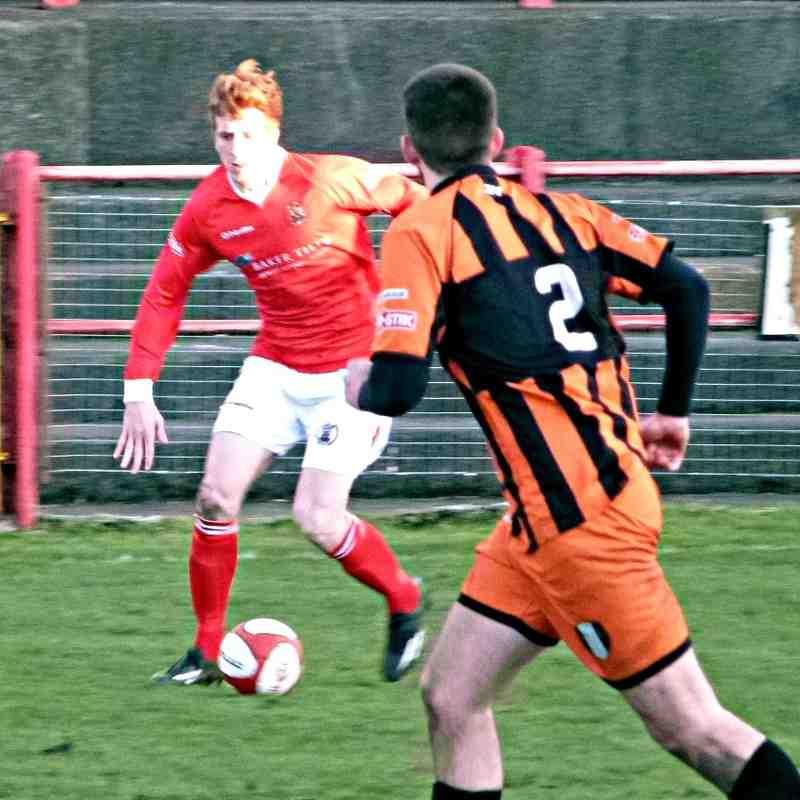 Workington AFC v. Grantham Town - Sat 31 Jan 15