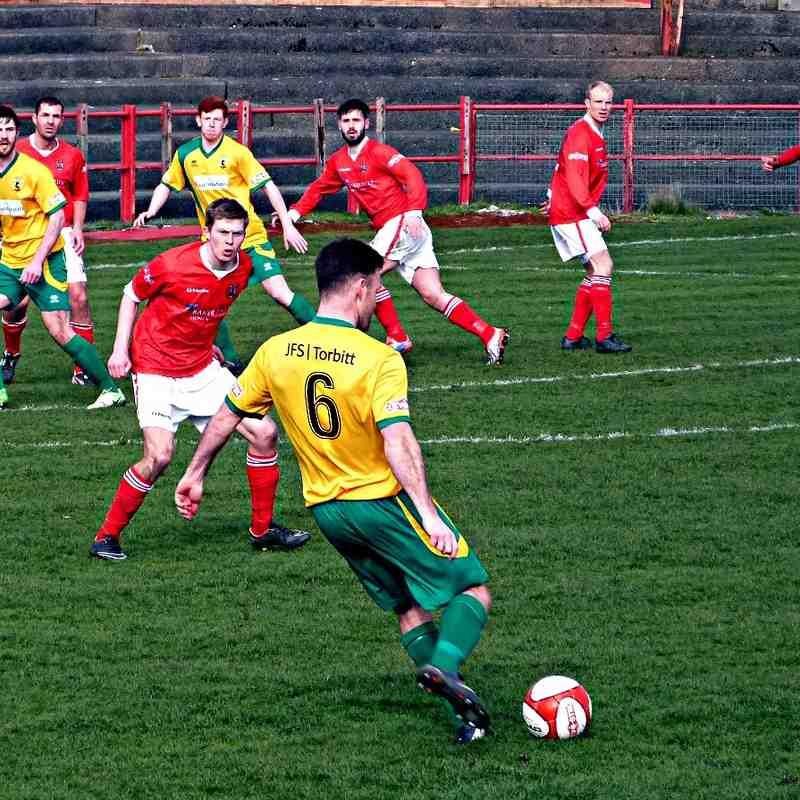 Workington AFC v. Blyth Spartans - Mon 06 April 2015