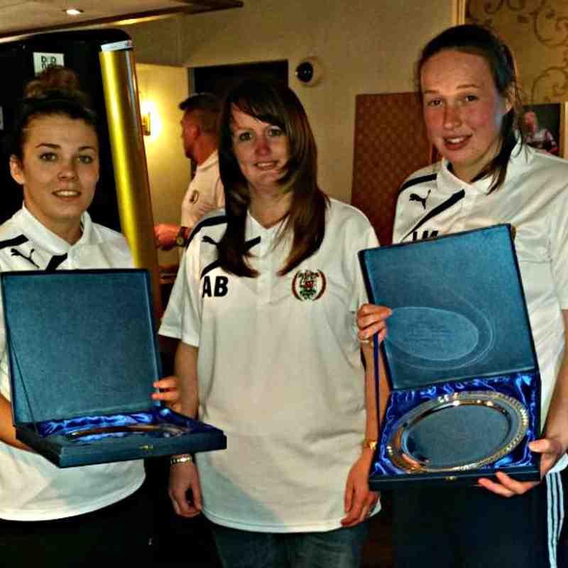 Awards 2014-15