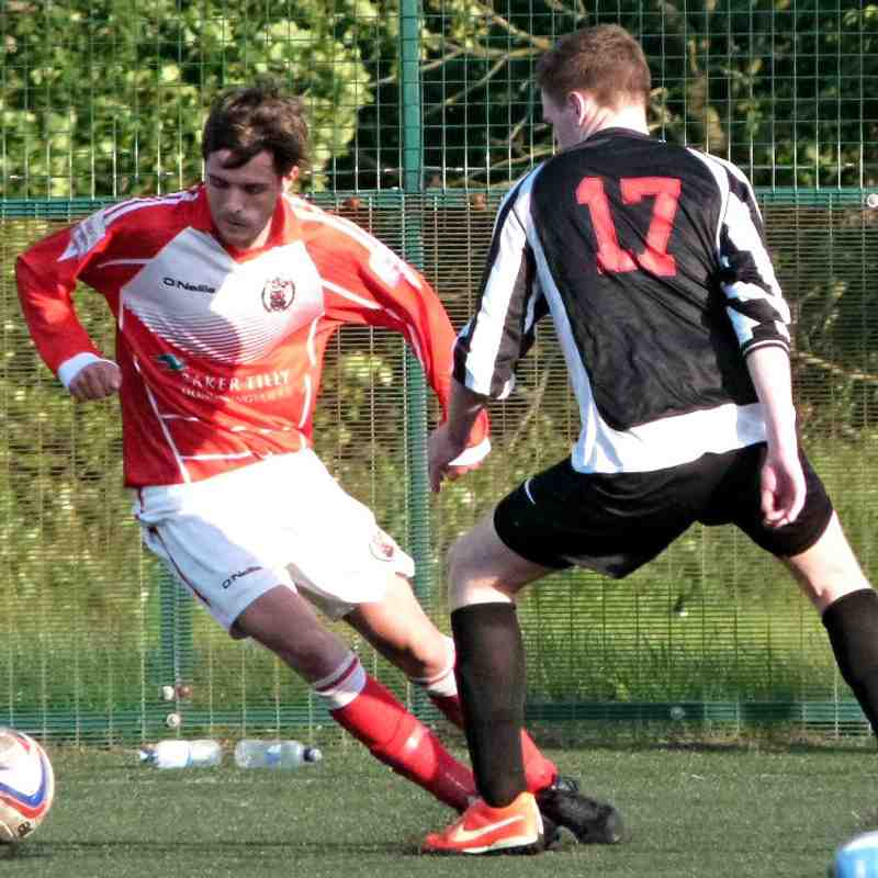 Workington Reds U21 v. Abbeytown JFC U21 - Wed 8 July 2015